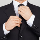 Making business look good. Royalty Free Stock Photos