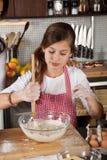 Making cakes Stock Photos