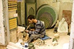 Making ceramic Stock Images