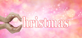 Making Christmas Special Royalty Free Stock Photography