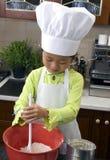 Making Cookies 002 Stock Photos