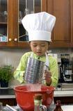 Making Cookies 010 Stock Image