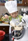 Making Cookies 016 Stock Images