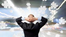 Making decision Royalty Free Stock Image
