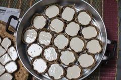 Making Dough Dessert Stock Photos