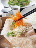 Spring roll Stock Photography
