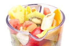 Making fruit juice Royalty Free Stock Images