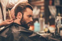 Making hair look magical. Royalty Free Stock Image