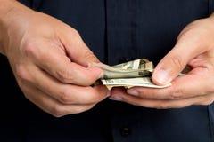 Making Money Royalty Free Stock Image