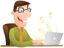 Making Money Royalty Free Stock Photos