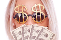 Making money Stock Photography