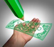 Free Making Money Stock Photography - 43124052