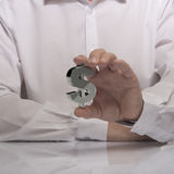making money Στοκ εικόνες με δικαίωμα ελεύθερης χρήσης