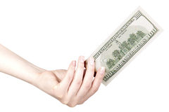 Making money concept Royalty Free Stock Image