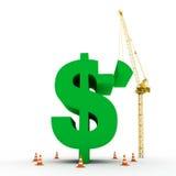Making Money Royalty Free Stock Photography
