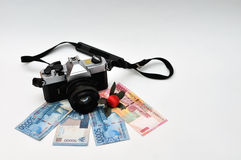 Making Money With Photography Stock Image