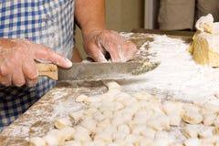 Making pasta Stock Images