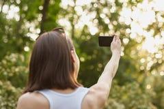 Making photo Stock Image