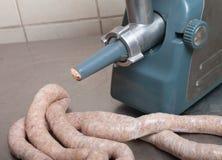 Making Sausage Stock Photos