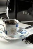 Making Tea Royalty Free Stock Photos