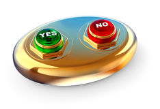 Making your choice by dint of electronic voting Royalty Free Stock Photo