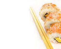 Makisushi rolls Royalty Free Stock Photography