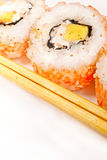 Makisushi rolls Royalty Free Stock Image