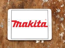 Makita Korporation logo royaltyfri bild