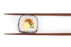 Makizushi Delicious sushi rolls Royalty Free Stock Images