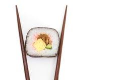Makizushi Delicious sushi rolls Stock Photo
