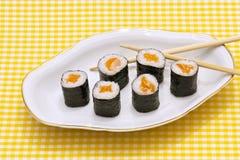 Makizushi. Sushi Royalty Free Stock Photos