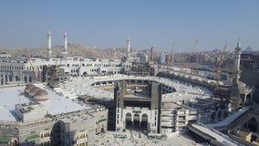 Makkah haram在沙特阿拉伯 图库摄影