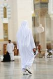 Makkah Kaaba Hajj Muslims Stock Image