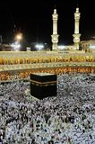 Makkah Kaaba Hajj Muslims Royalty Free Stock Photos