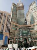 Makkah Saudiarabien royaltyfri bild