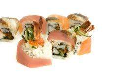 Makki van sushi Royalty-vrije Stock Foto's