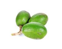 Makok lub oliwna owoc w Tajlandia obrazy royalty free