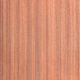 Makore wood grain Royalty Free Stock Photo