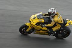 Makoto japonais Tamada Dunlop Yamaha Polini 2007 M image libre de droits