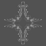 Makowy element dla dekoraci Zdjęcie Royalty Free