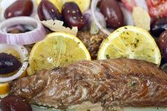 Makrelenleiste Lizenzfreies Stockfoto