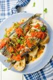 Makrelenmittelmeerart Stockbilder