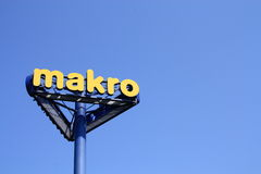 Makro Royalty Free Stock Photo