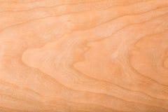 Makro av Wood fanér Royaltyfri Bild