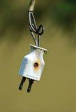 Makro der alten elektrischen Leitung Lizenzfreies Stockbild