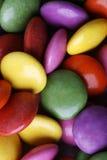 Makro der bunten Süßigkeit lizenzfreie stockfotografie