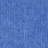Makro des Denim-Materials Lizenzfreies Stockbild