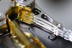 Makro för reparation för drev för hård diskett Royaltyfri Bild