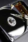 Makro för reparation för drev för hård diskett Arkivbilder
