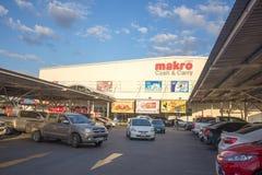 Makro-Grossmarkt Hangdong Chiang Mai Lizenzfreie Stockbilder